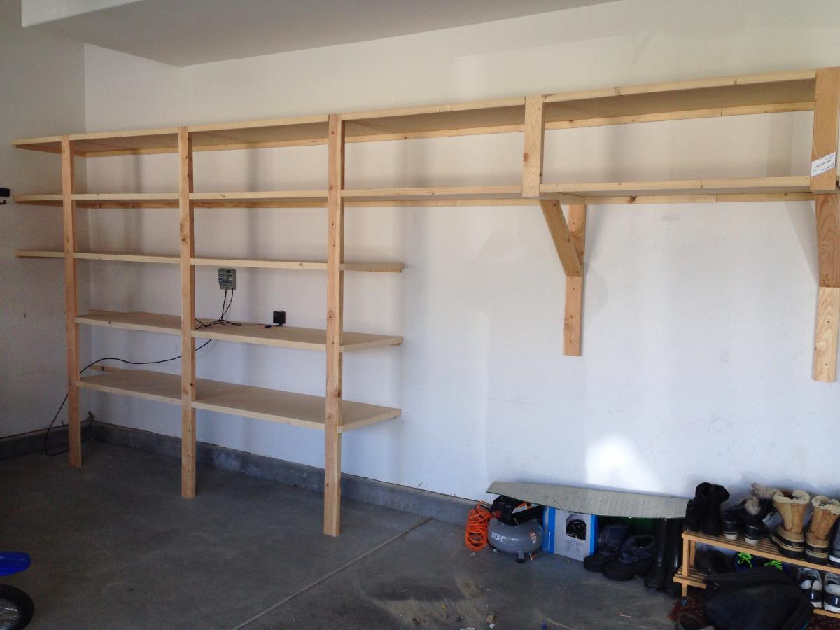 Photo Gallery Custom Garage Shelving Jb Shelving