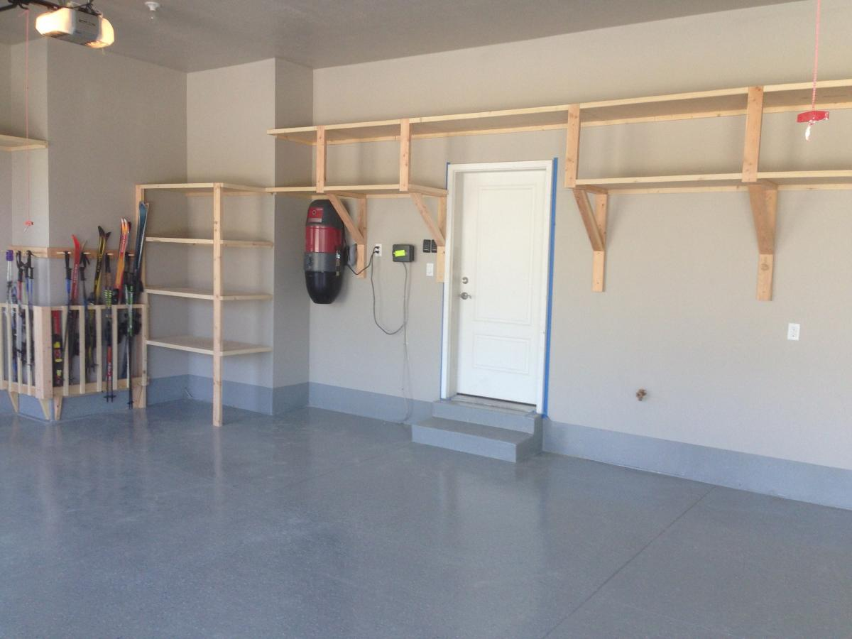 Custom Garage Shelving Contractor Salt Lake Utah s 04